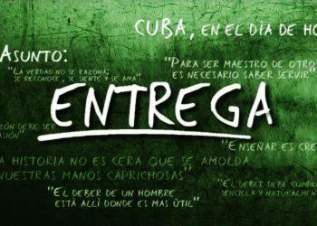 """""""Entrega"""", la telenovela cubana al aire, ha conseguido una aceptación en el público que hace tiempo no se conseguía."""