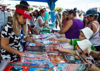 Feria Internacional del Libro de La Habana 2020. Foto: Otmaro Rodríguez/Archivo.