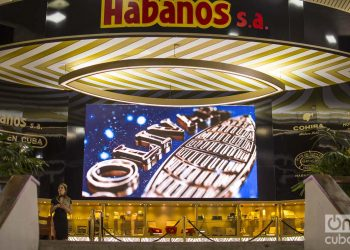 Festival del Habano 2020. Foto: Otmaro Rodríguez.