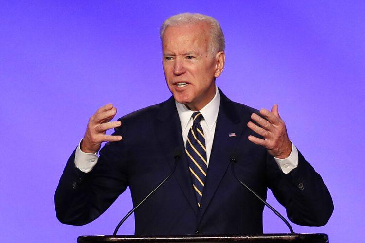 El exvicepresidente  Joe Biden. Foto: Manuel Balce/AP.