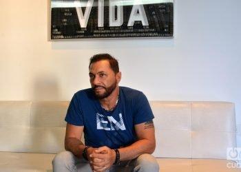 El popular actor cubano Jorge Martínez. Foto: Regino Sosa / Archivo.
