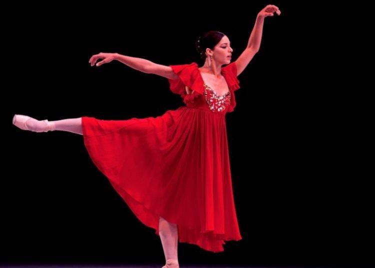 La primera bailarina y directora del BNC, Viengsay Valdés. Foto: BNC>