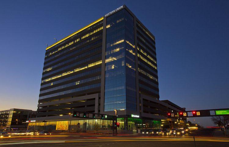 Sede central de la compañía Western Union en Denver, Colorado. Foto: Business Wire