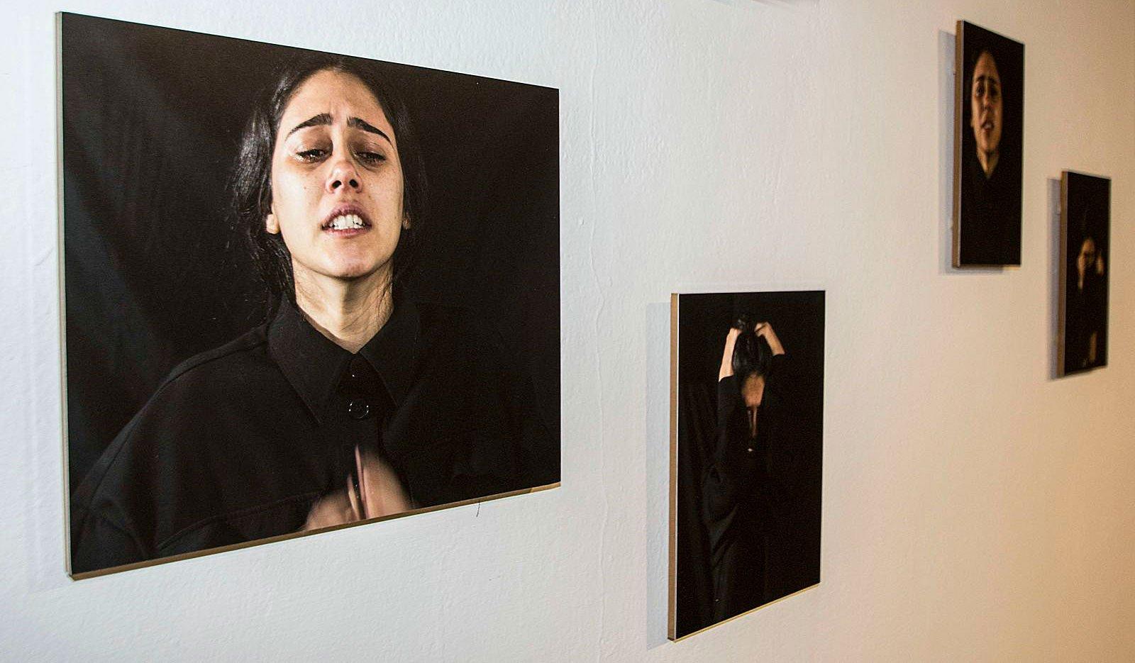 Alejandra-Glez-exposición-homenaje-a-Ana-Mendieta-La-Habana