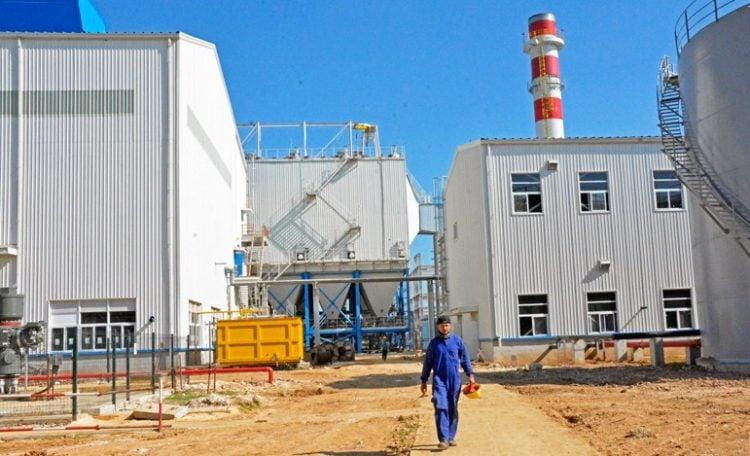 La primera bioeléctrica de Cuba, ubicada en la provincia de Ciego de Ávila, comenzó su funcionamieto este fin de semana. Foto: invasor.cu