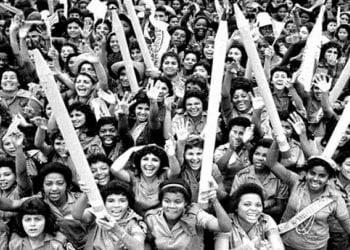 La Campaña de Alfabetización en Cuba.