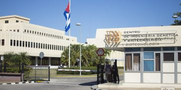 Centro de Ingeniería Genética y Biotecnología (CIGB), en La Habana, Cuba. Foto: Otmaro Rodríguez.