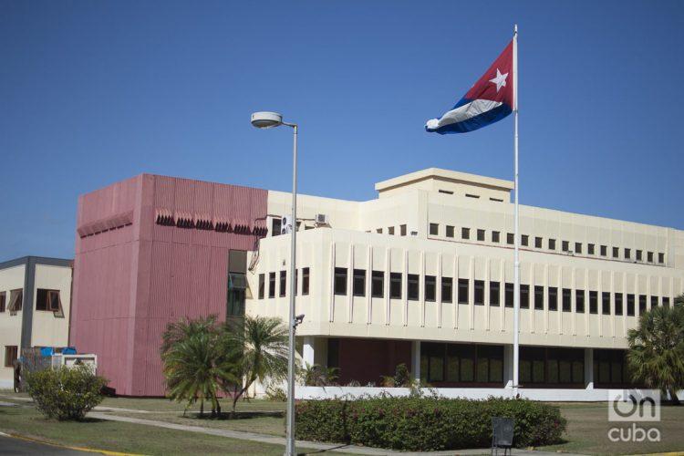 El Centro de Ingeniería Genética y Biotecnología (CIGB), de La Habana. Foto: Otmaro Rodríguez.
