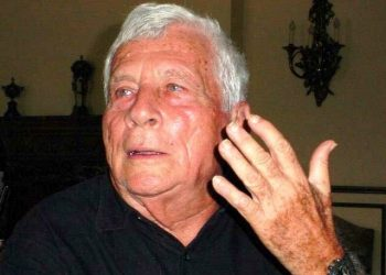 El maestro Juan Blanco, fundador de eventos electroacústicos y electrónicos en Cuba. Foto: Radio Cadena Habana.