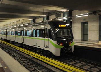 Metro de Atenas. Foto: Wikipedia.