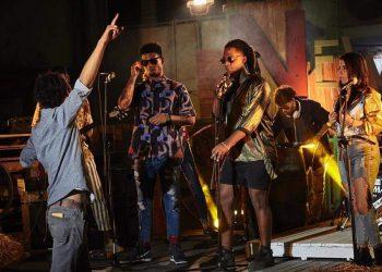 New World, una de las bandas que se suma a la iniciativa de conciertos online. Foto: Perfil de Facebook del grupo.
