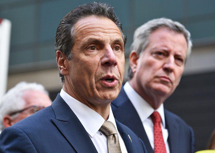 El gobernador de Nueva York, Andrew Cuomo. Foto: Erik Pendzich/Variety.
