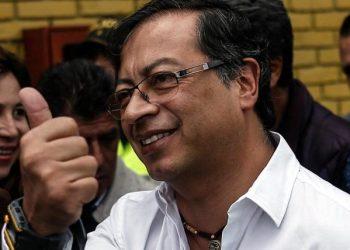 El senador y ex candidato presidencial de Colombia Gustavo Petro. Foto: El Tiempo / Archivo.