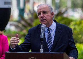 El alcalde de Miami-Dade. Foto: Sebastián Ballestas/Miami Herald.