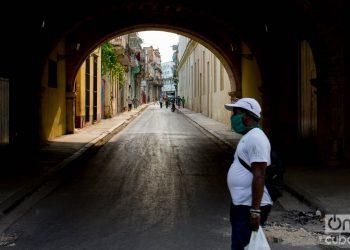 """""""Indiscutiblemente hay un mayor por ciento de hombres que han fallecido en Cuba por esta enfermedad"""", reconoció Durán.  Foto: Otmaro Rodríguez"""