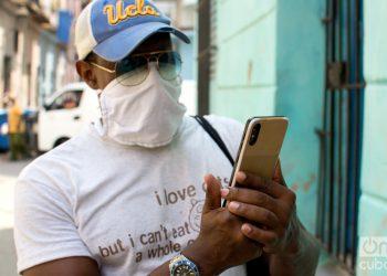 Persisten los problemas con el comercio electrónico en Cuba.Foto: Otmaro Rodríguez.