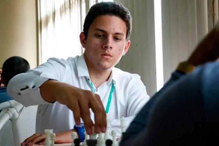 El ajedrecista cubano Carlos Daniel Albornoz. Foto: Calixto N. Llanes / Jit / Archivo.