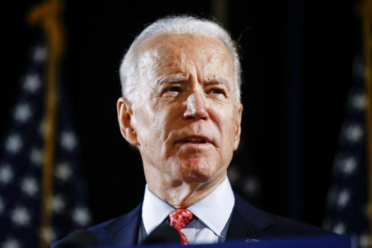 El exvicepresidente Joe Biden y candidato demócrata a la presidencia, en un mitin de campaña. Foto: Matt Rourke / AP / Archivo.