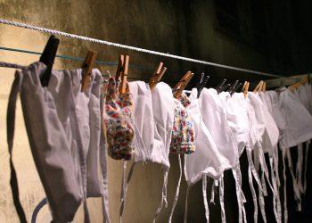 Nasobucos artesanales listos para ser reutilizados. Foto: Naturaleza Secreta de Cuba.