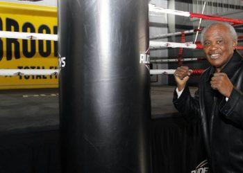 Pepe Legrá, legendario boxeador cubano. Foto: Emilio Cobos.