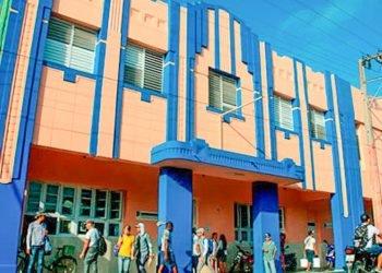 Policlínico Pedro Borrás, ubicado en la ciudad de Pinar del Río. Foto: guerrillero.cu