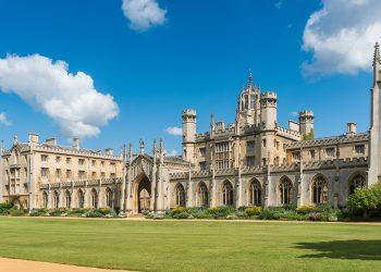 Colegio St John's, Universidad de Cambridge, Reino Unido. Foto: Britanica.