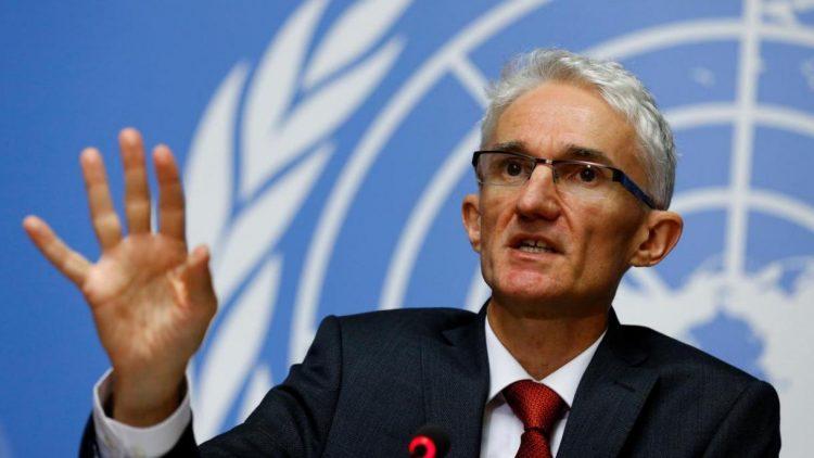 Mark Lowcock, secretario general adjunto de la ONU para Asuntos Humanitarios y coordinador de Ayuda de Emergencia. Foto: TRT / Archivo.