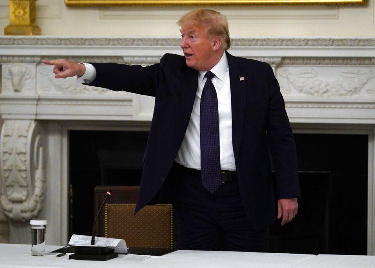 Foto: Evan Vucci/ AP