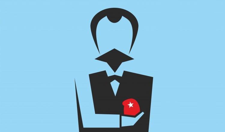 La república de Martí. Ilustración: Iván Alejandro Batista