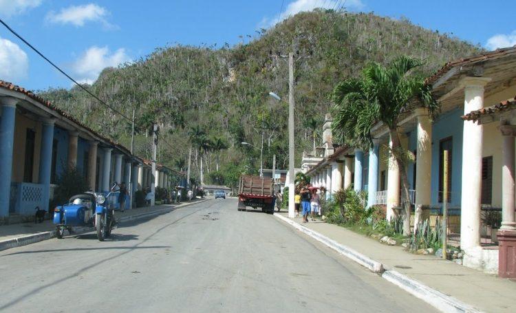 Guane. Foto: Mapio.net