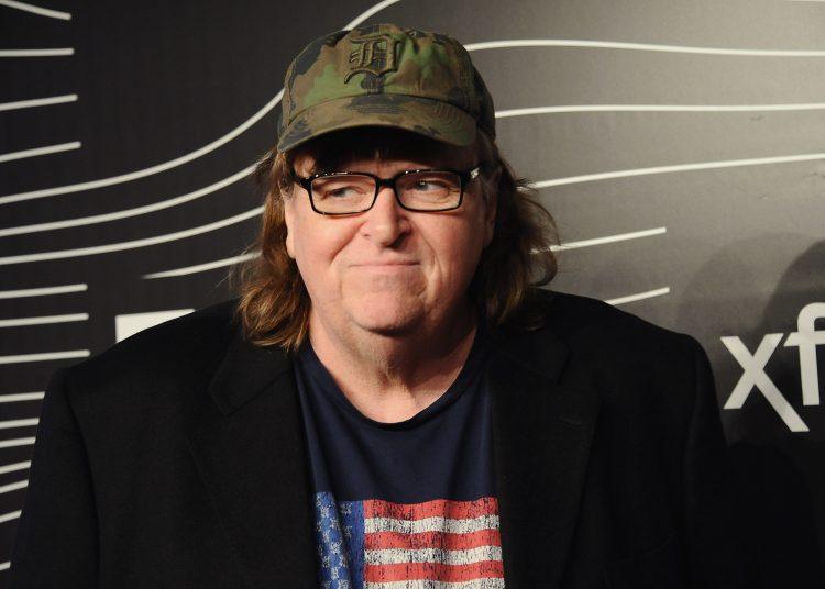 Michael Moore. Foto: Time.