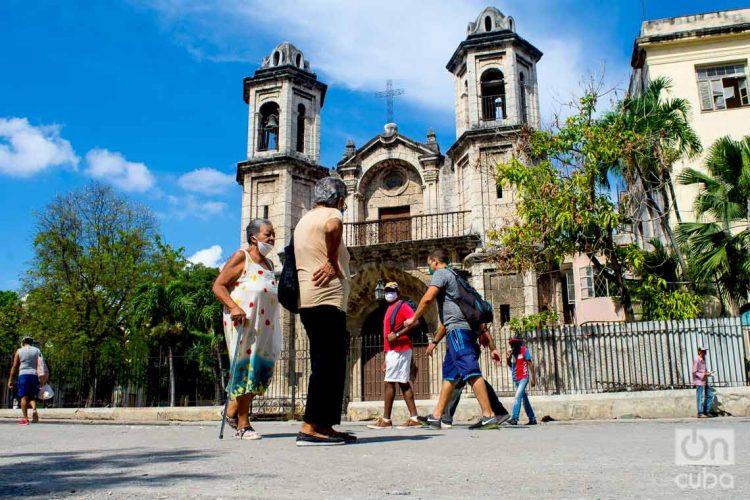 Cuba tiene un 4.2% de letalidad, dato que la ubica en el puesto 13 en la región de las Américas. Foto: Otmaro Rodríguez