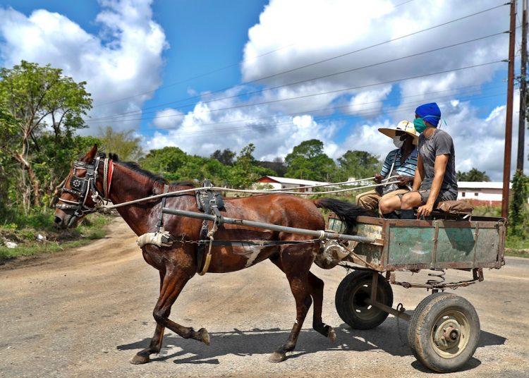 Los nuevos contagios sucedieron en La Habana y Matanzas. Cuba suma 1872 enfermos del nuevo coronavirus. Foto: EFE/Yander Zamora