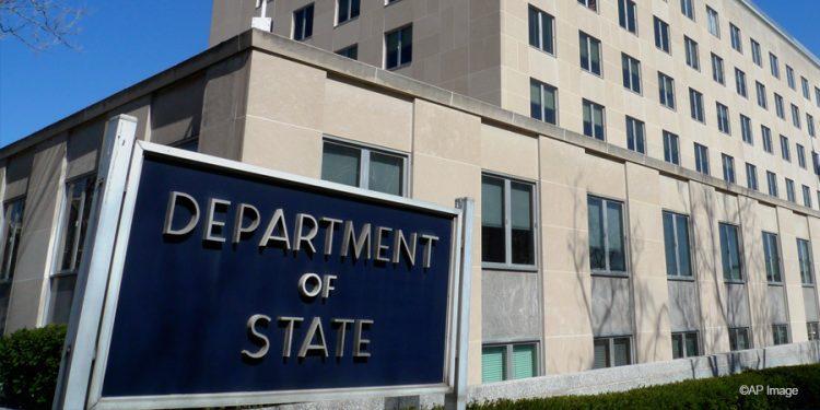Departamento de Estado de EE.UU. Foto: AP/Archivo.