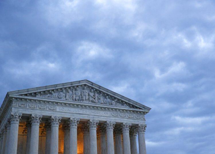 Corte Suprema de EEUU. en Washington.  Foto: AP Photo/Patrick Semansky.