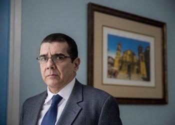Embajador cubano en Estados Unidos, José Ramón Cabañas. Foto: lufkindailynews.com