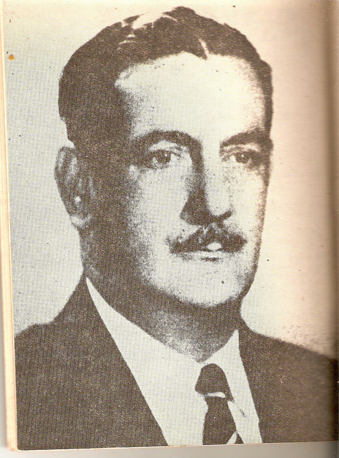 José Antonio Fernández de Castro. Foto: Recorte de prensa / Archivo.