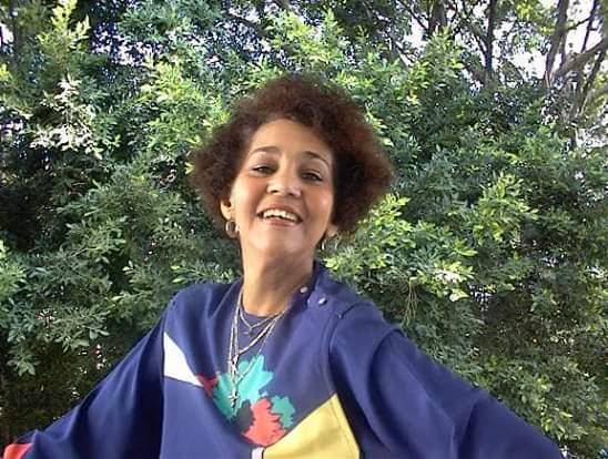 La conocida actriz, modelo y conductora cubana Sarita Reyes, quien falleció a los 84 años el 6 de mayo de 2020. Foto: Cuba Escena / Archivo.