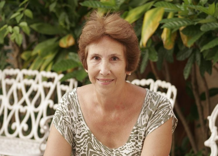 Esther Suárez Durán. Foto: Buby Bode.