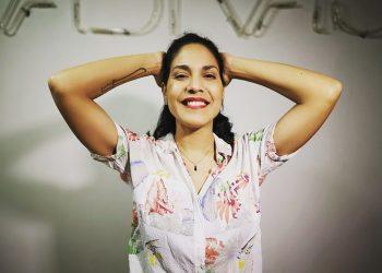 Foto tomada del perfil de Facebook de Haydée Milanés