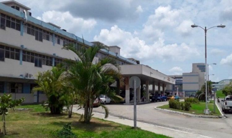 Hospital Faustino Pérez, de Matanzas. Foto: giron.cu
