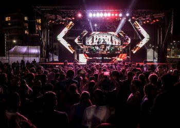 Festival Eyeife de música electrónica, en La Habana. Foto: Cortesía de los organizadores del evento.