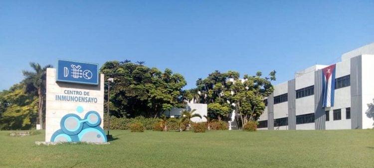 El Centro de InmunoEnsayo. Foto: RHC.
