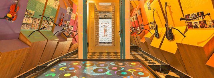 Palacio del Segundo Cabo, sala de música y danza. Foto: segundocabo.ohc.cu