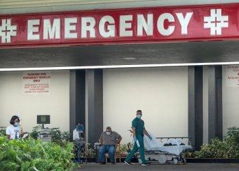 Florida rebasa los 103,000 casos de la COVID-19 por un aumento entre los jóvenes. Foto:  Cristóbal Herrera/ EFE.