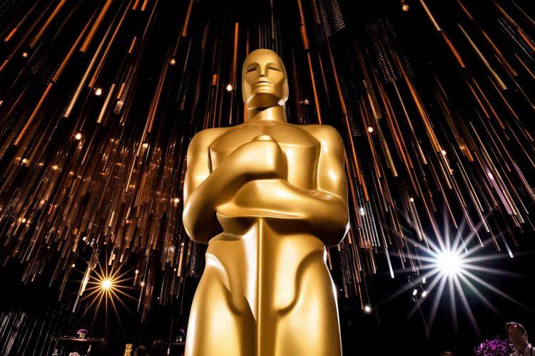 Estatuilla de los premios Oscar. Foto: EFE.