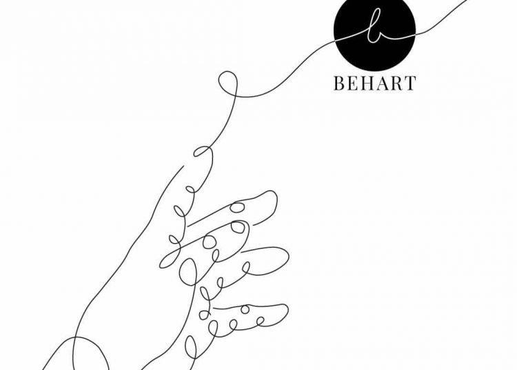 Behart, galería colaborativa online, diseñada para la promoción del arte cubano vía online. Foto: fragmento tomado de la página de Facebook.