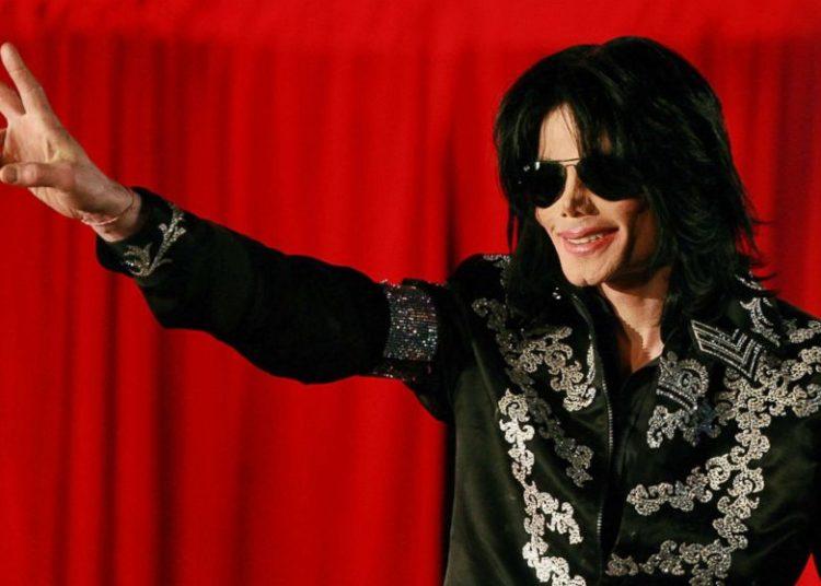 Michael Jackson en una de sus últimas apariciones en público. Foto: CNN.