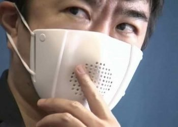 Un total de 5000 mascarillas inteligentes se venderán en Japón. Foto: iproup.com