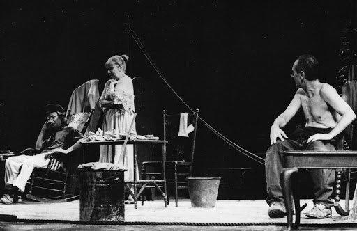 """La obra """"Manteca"""". Foto: Archivo."""